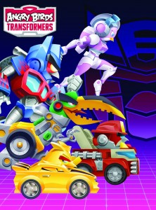 Angry Birds Transformers moviles
