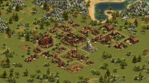 ciudad forge of empires