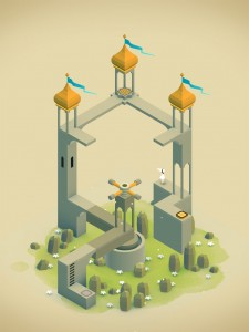 Monument Valley IOS