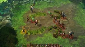 Campo de batalla Elvenar