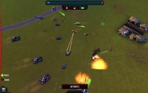 Batalla Rising Generals