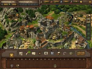 Detalle ciudad Tribal Wars 2