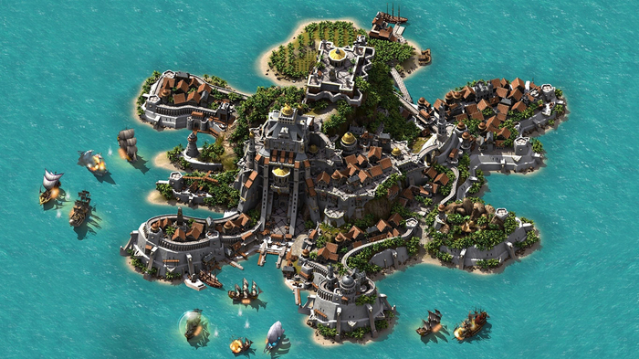 pirate storm isla