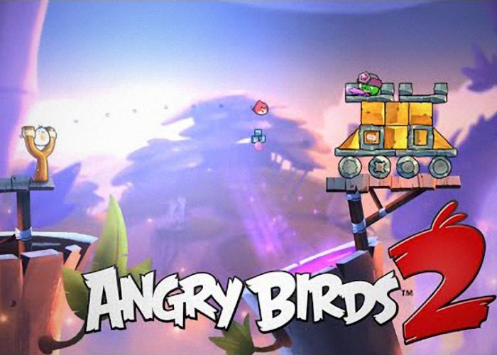 Descargar angry birds 2 android iOS