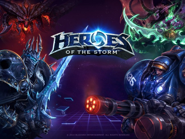 Juego Heroes of the Storm PC