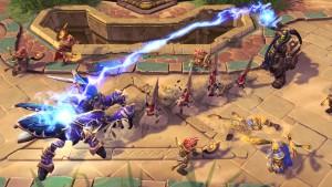 Nuevo MOBA Blizzard