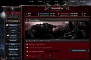Juego online bitefight