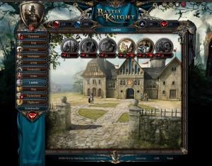 El castillo en BattleKnight