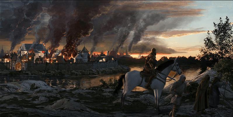 Guerra en Kingsage