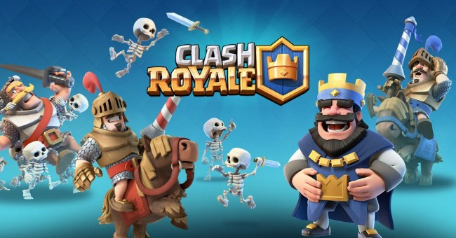 clash royale para movil y tablet
