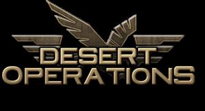 Logo del juego Desert Operations