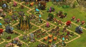 Ciudad Elfos Elvenar