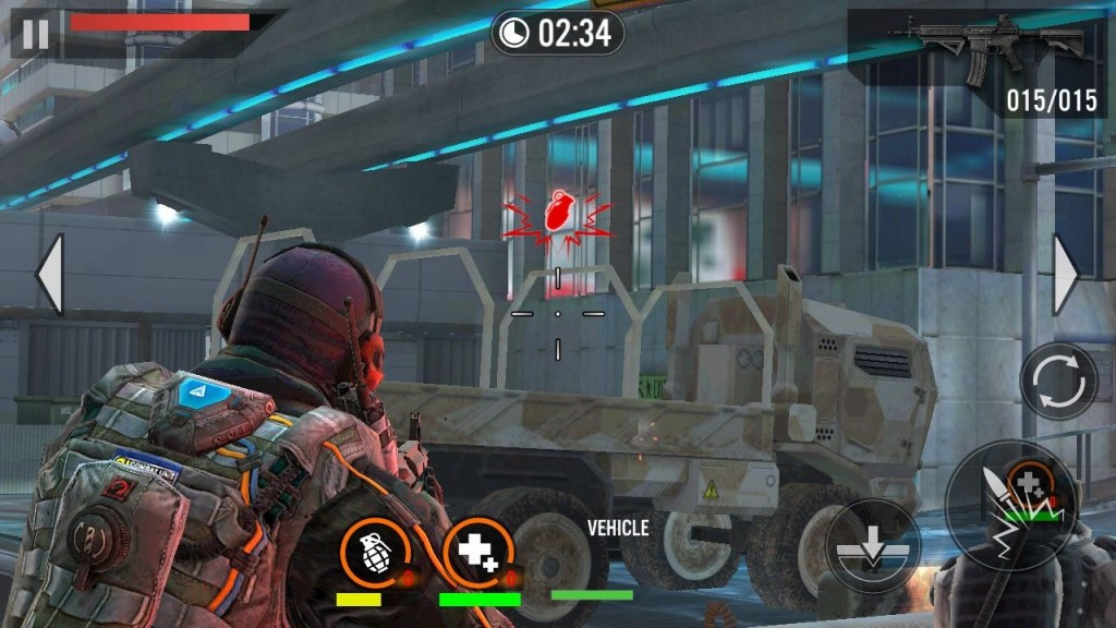Frontline commando 2 para movil