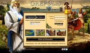 Registro Grepolis