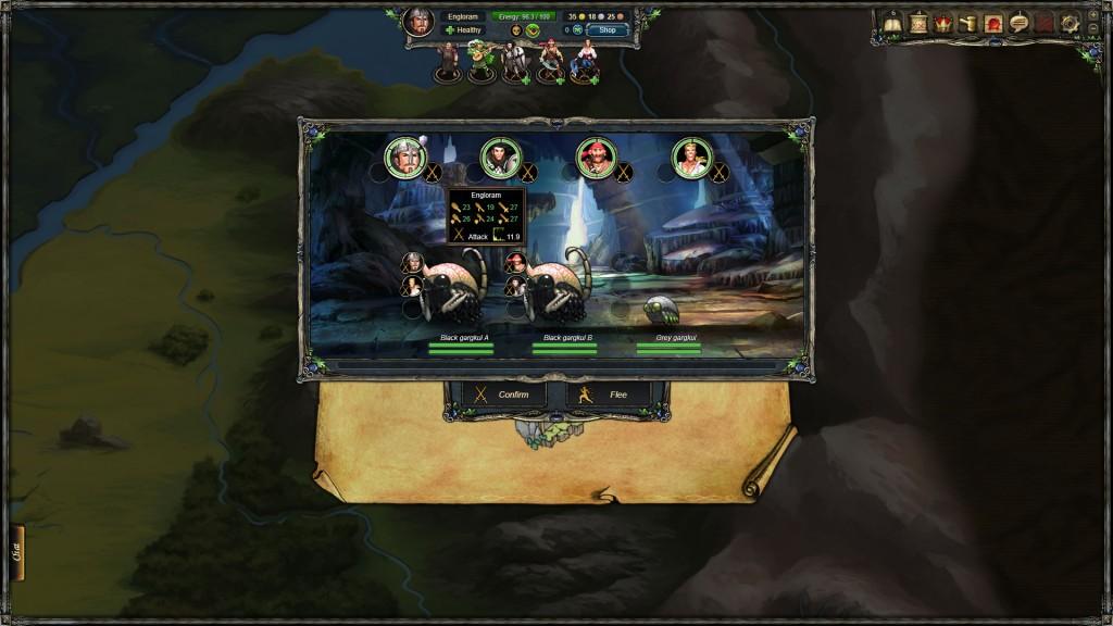 Enemigos Therian Saga