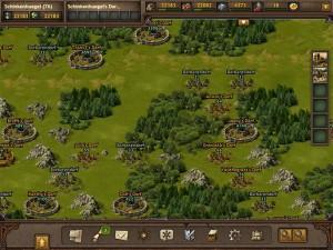 Tribal Wars 2 ciudades