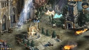 Ciudad might and magic heroes online