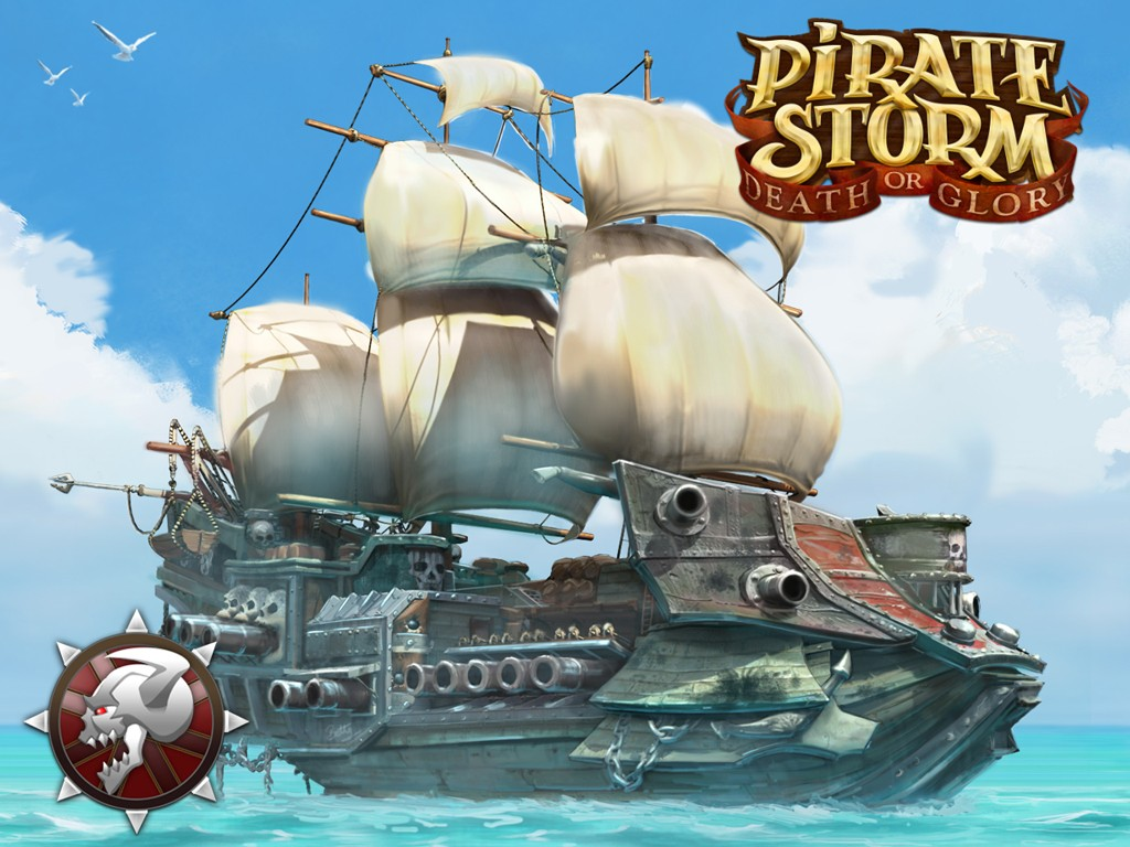 Logo Pirate Storm