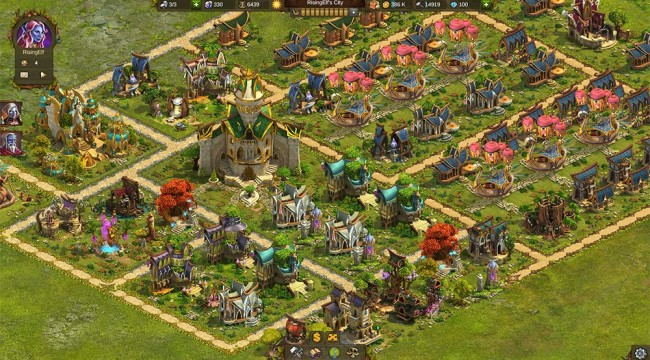 MMORPG Elvenar