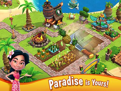 Paradise Bay para iOS