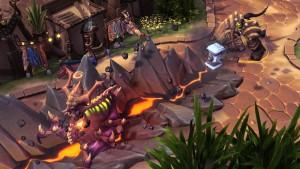 Heroes of Storm juego gratis
