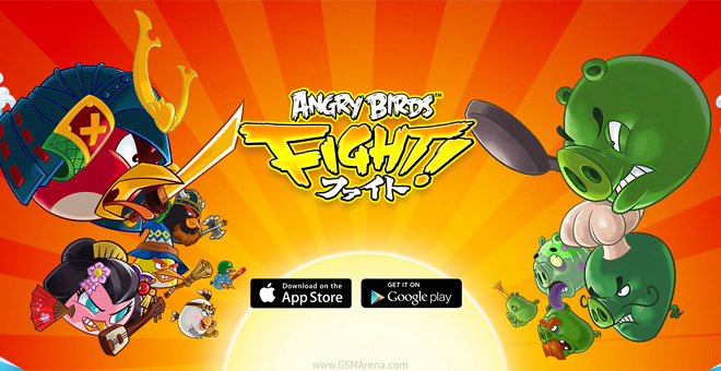 Juega gratis angry birds fight